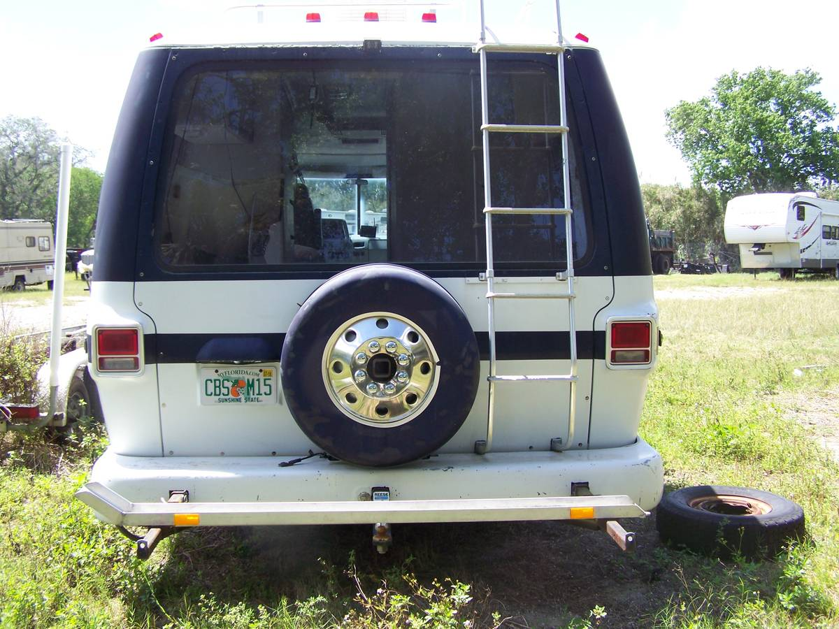 Craigslist Missoula Mt >> 1973 GMC 26 Foot Motorhome For Sale in Edgewater, Florida
