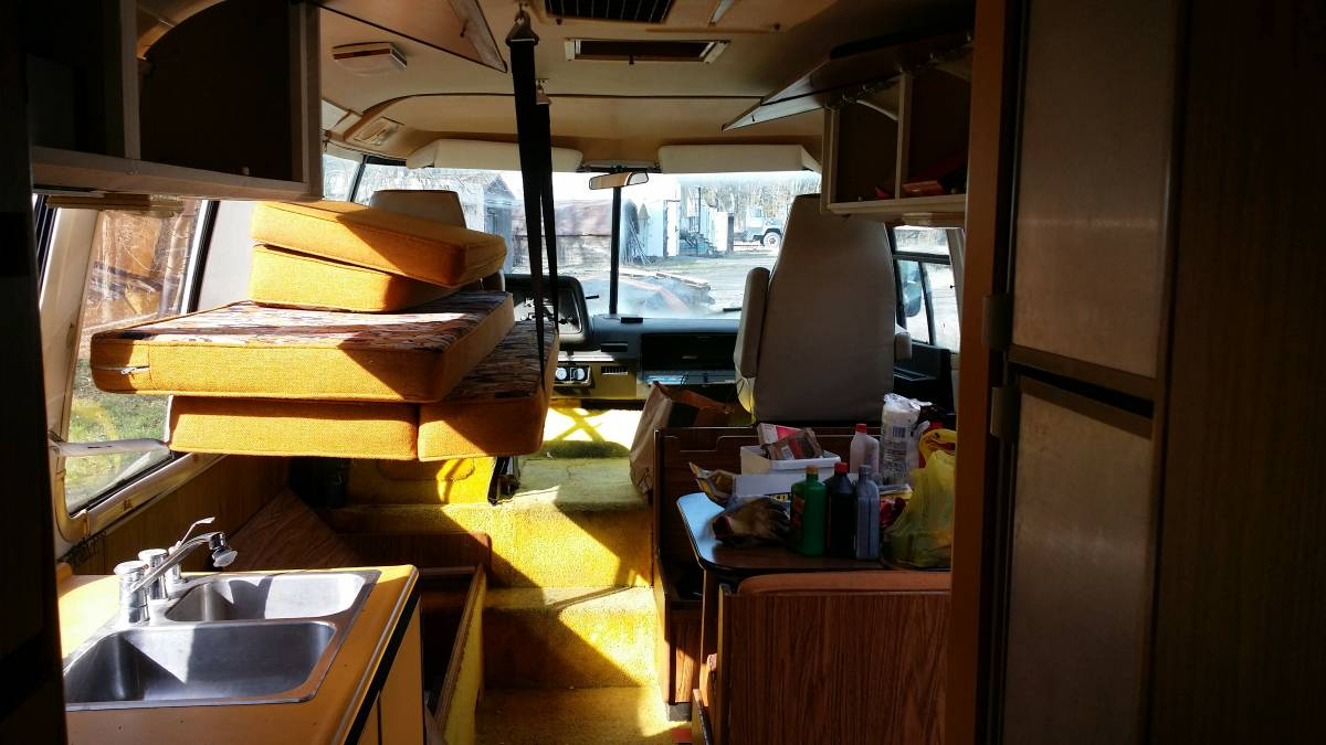 1973 GMC Painted Desert 26FT Motorhome For Sale in ...