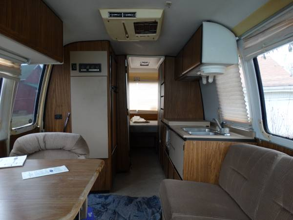1973 GMC Canyon Lands 26FT Motorhome For Sale in Adrian, Michigan