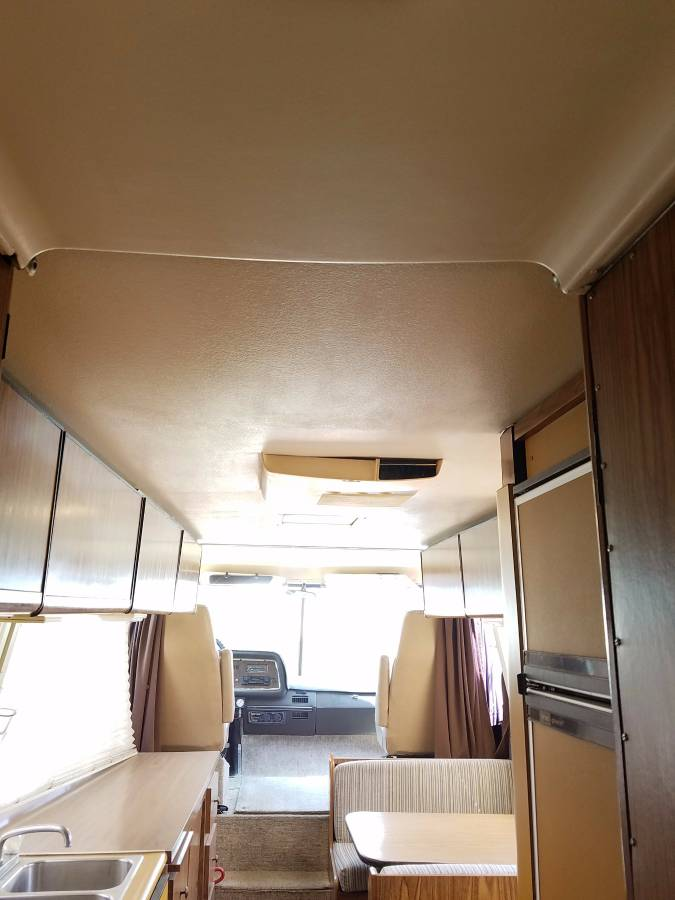 1973 GMC 26FT Motorhome For Sale in Beaumont, California