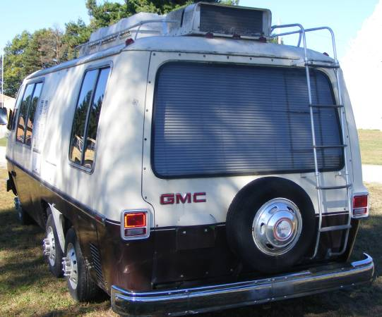 1973 Gmc Sequoia 23ft Motorhome For Sale In Grand Rapids