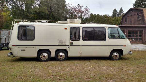 Rv Trader Bc >> 1973 GMC Eleganza Motorhome For Sale in Hudson, New Hampshire