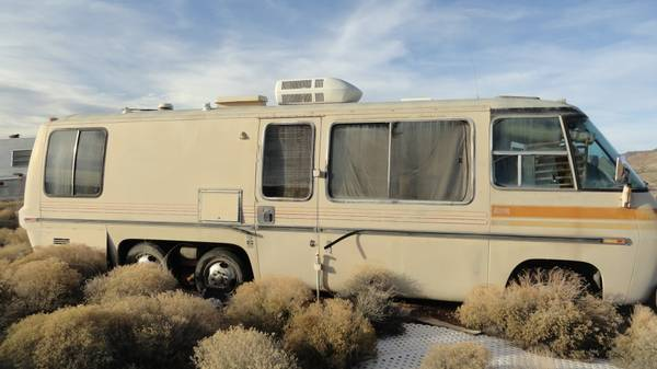 Craigslist Mohave County Az >> 1973 GMC Canyon Lands 26 FT Motorhome For Sale in Mohave