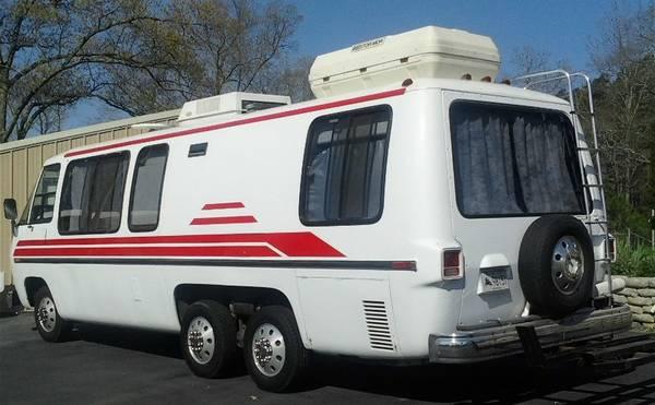 1973 Gmc 26ft Motorhome For Sale In Point Cedar Arkansas