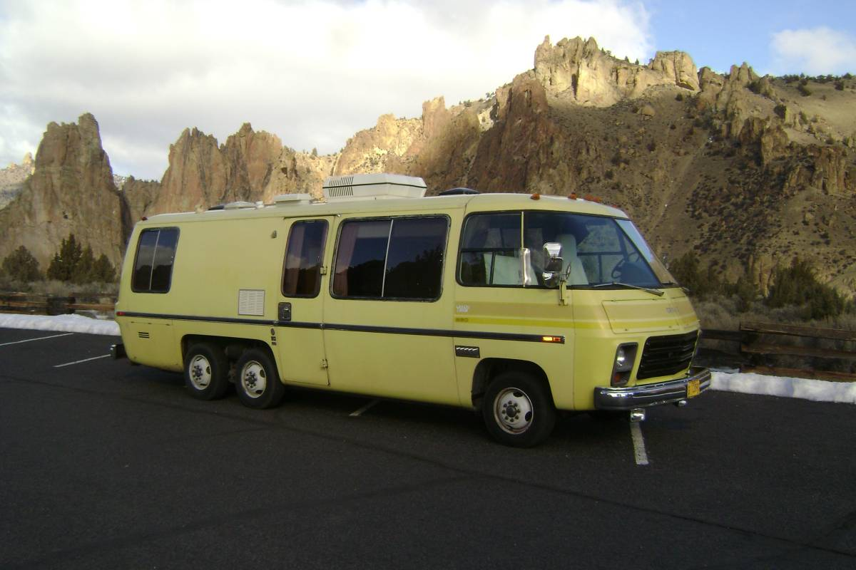 Gmc San Diego >> 1973 Classic Canyonlands 26FT GMC Motorhome For Sale in Redmond, OR