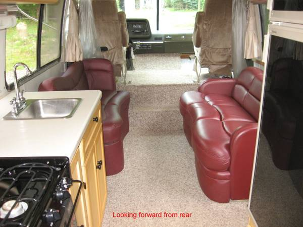 1973 Gmc Motorhome 26ft 455 Oldsmobile Engine For Sale In