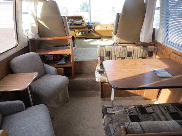 1974 GMC Motorhome For Sale or Partial Trade in Houston ...