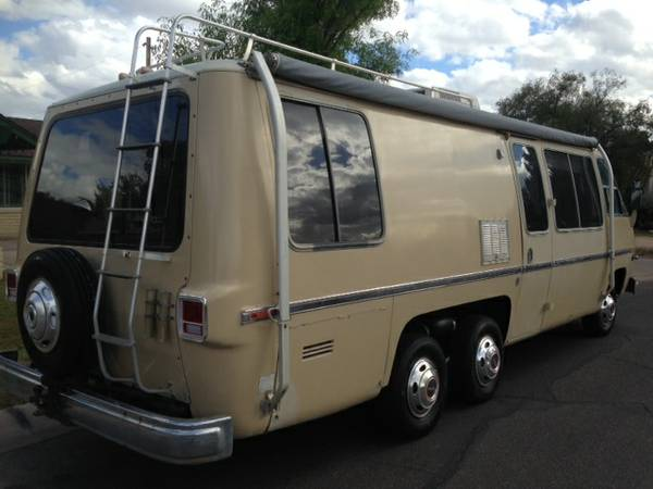 1974 GMC 26FT Motorhome For Sale in Mesa, Arizona