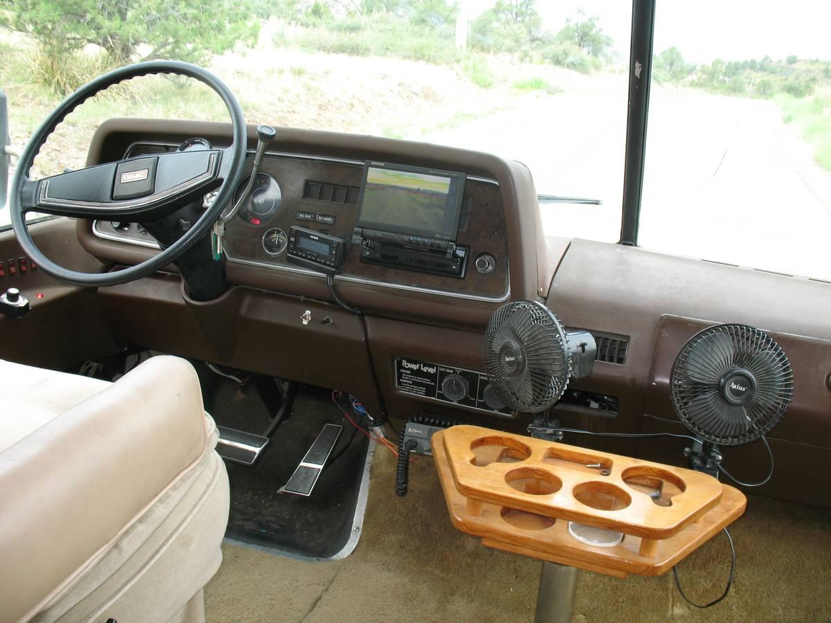 Rv Trader Bc >> 1974 GMC 455 Rebuilt 8 Cyl Motorhome For Sale in Prescott ...