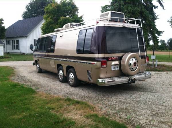 Rv Trader Ohio >> 1975 GMC 26FT Motorhome For Sale in Marysville, Ohio