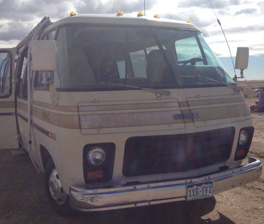1975 GMC Eleganza IIh 25FT Motorhome For Sale in Fort ...
