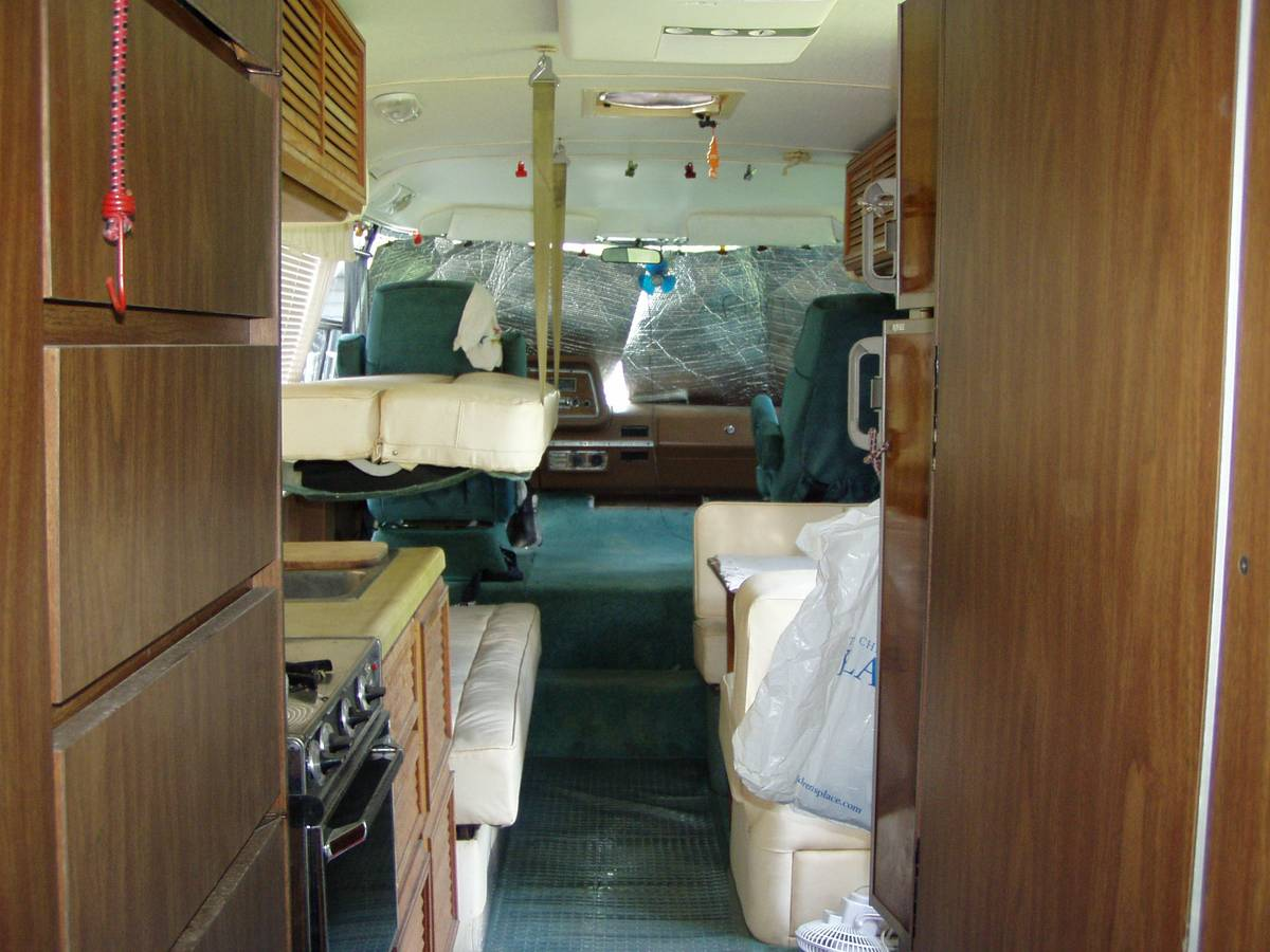 1975 Gmc Palm Beach 26ft Motorhome For Sale In