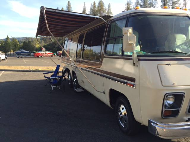 1975 GMC Eleganza II 26FT Motorhome For Sale in Palo Cedro ...