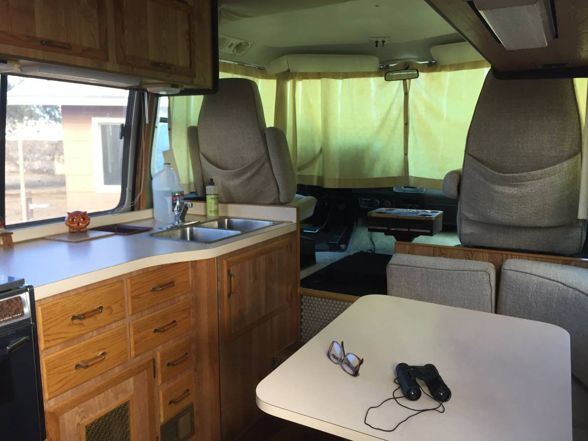 1975 GMC Transmode 26FT Rebuilt Motorhome For Sale in ...