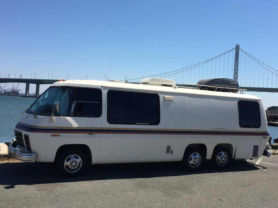 1976 GMC Edgemont 26 FT Motorhome For Sale in Mountain ...