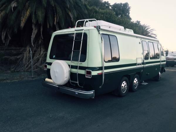 1976 GMC Palm Beach 26FT Motorhome For Sale in Sacramento ...