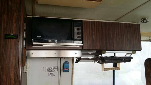 1976 Gmc Edgemonte 26ft Motorhome Project For Sale In