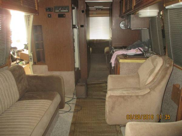 Craigslist Houston Tx Gmc Parts For Pinterest: 1977 GMC Royale 26FT Motorhome For Sale In Okeechobee, Florida