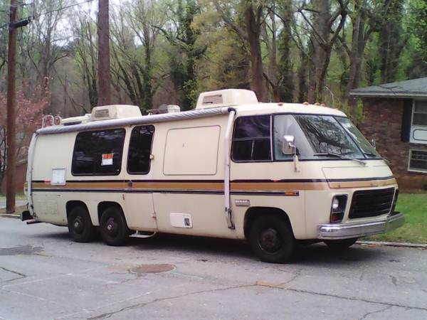 1977 GMC Royale 26FT Motorhome For Sale In Forest Park