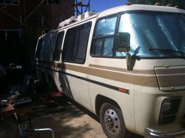 1977 GMC Eleganza 26FT Motorhome For Sale in LaGrange, Georgia
