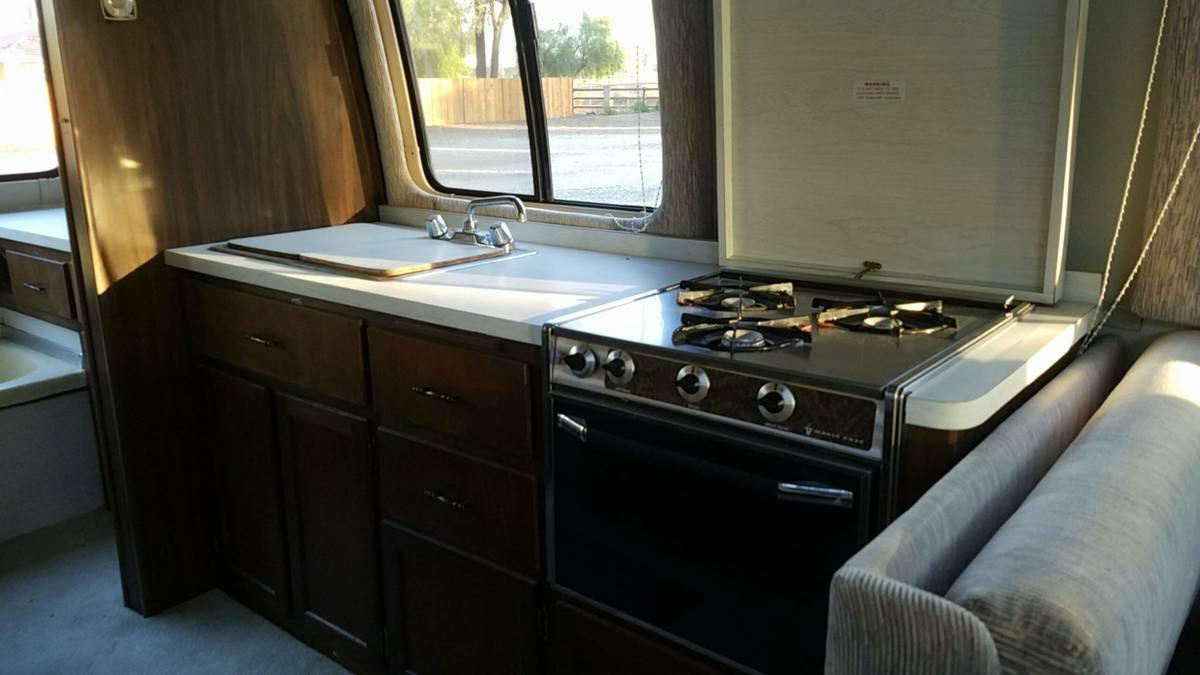 1977 Gmc 23ft Motorhome For Sale In Menifee California