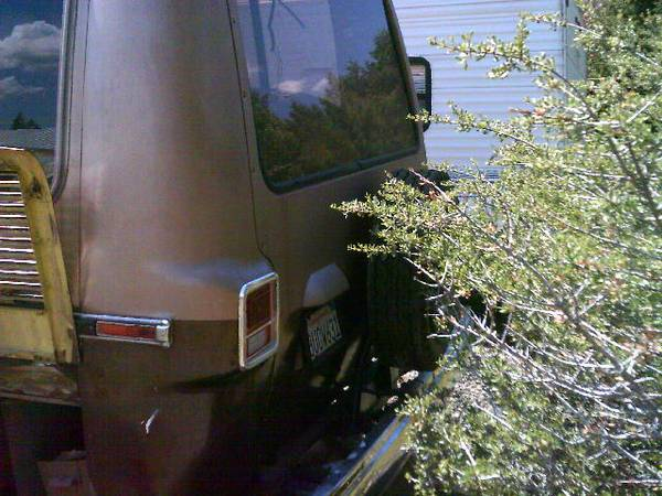 1973 & 1977 GMC Eleganza 26FT Motorhome For Sale in Red ...