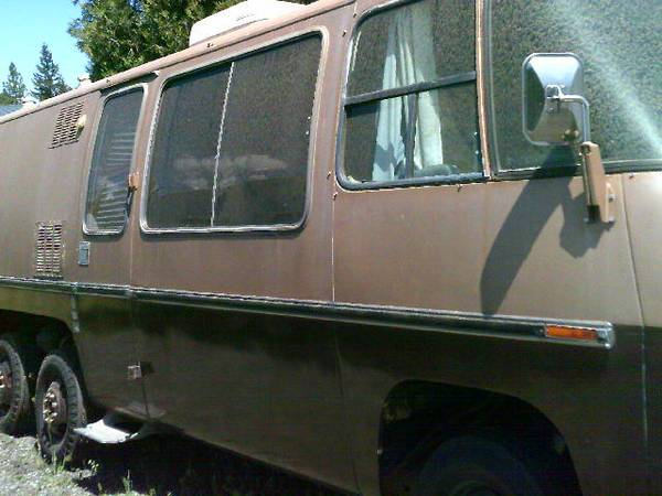 1973 Amp 1977 Gmc Eleganza 26ft Motorhome For Sale In Red