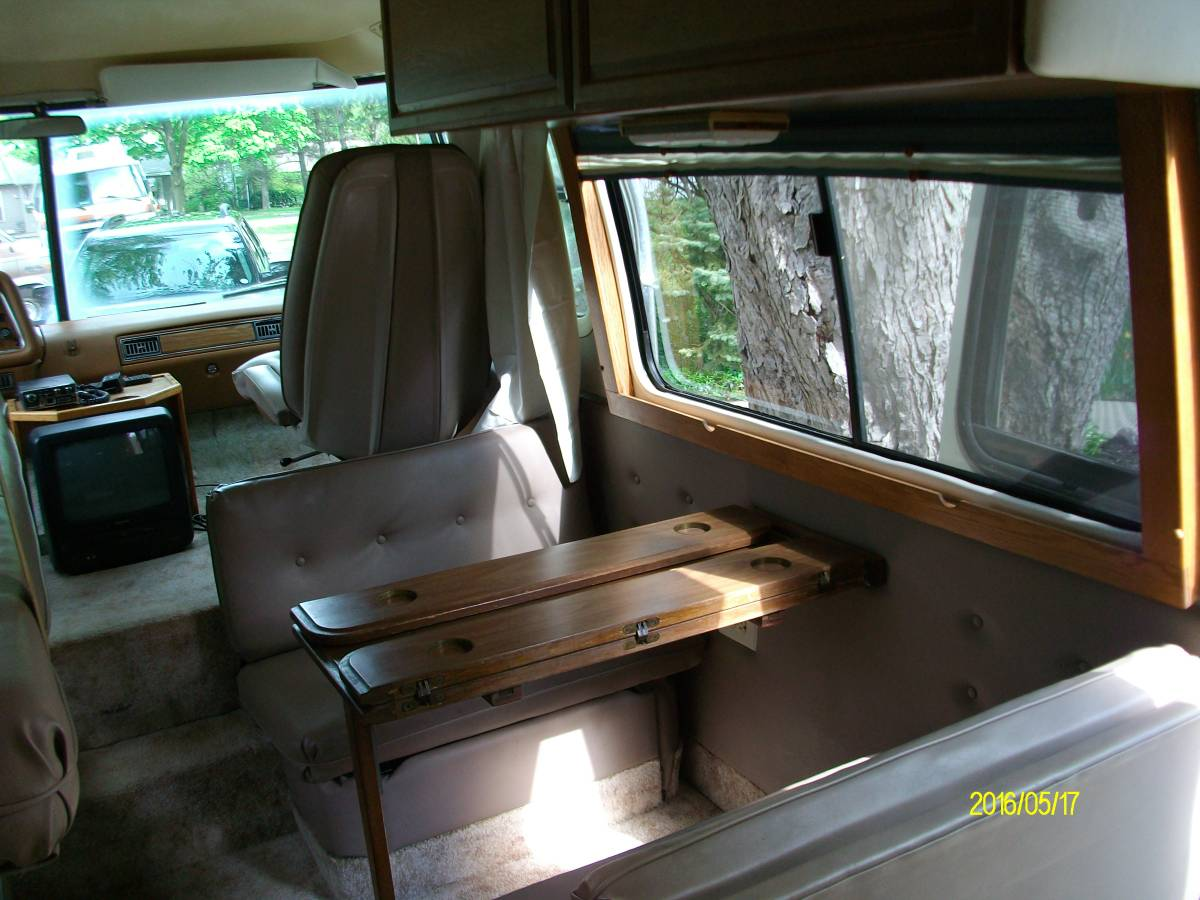 1977 Gmc Eleganza Ii 26ft Motorhome For Sale In Troy Michigan