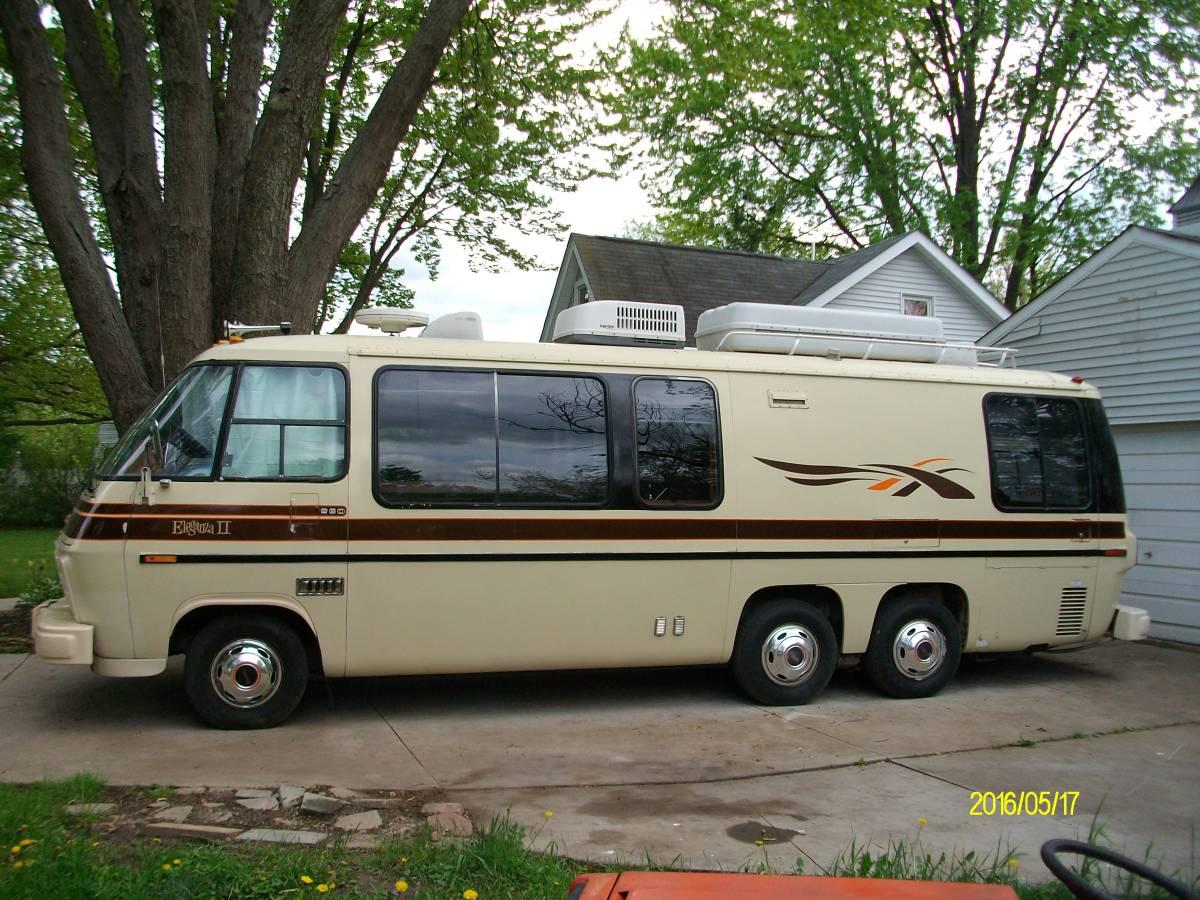 1977 Gmc Eleganza Ii 26ft Motorhome For Sale In Troy Michigan
