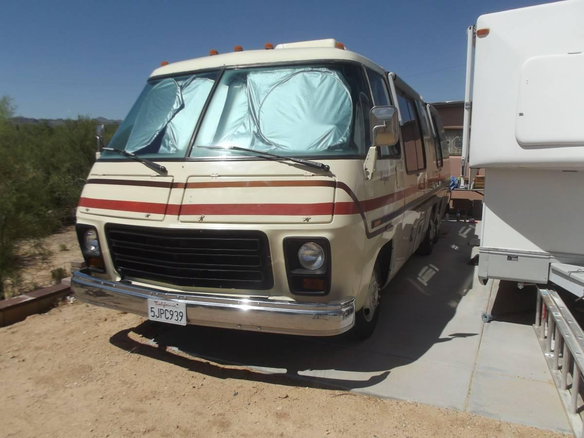 1978 Gmc Royale 26ft Motorhome For Sale In Tucson Arizona