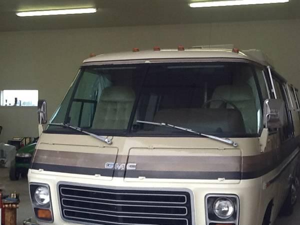 1978 GMC Eleganza II Motorhome For Sale in Aumsville, Oregon