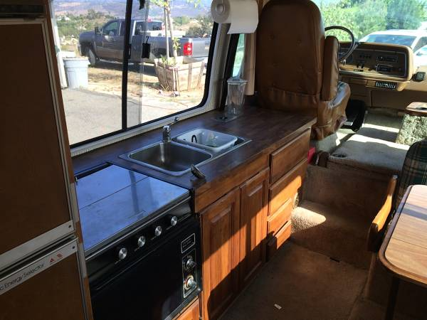 1978 GMC Royale 26FT Motorhome For Sale in Fallbrook ...
