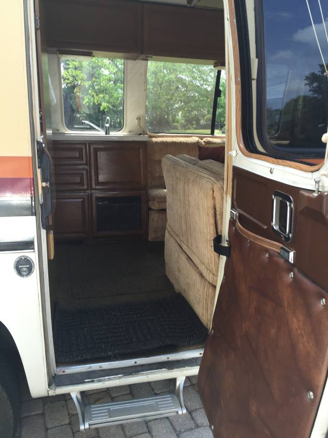 Gmc Motorhome For Sale >> 1978 GMC Motorhome For Sale in Fort Myers, Florida