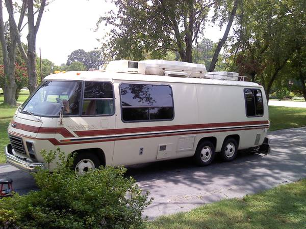 Gmc Columbia Sc >> 1978 GMC 26FT Royale 455 Eng Motorhome For Sale in Fountain, Colorado