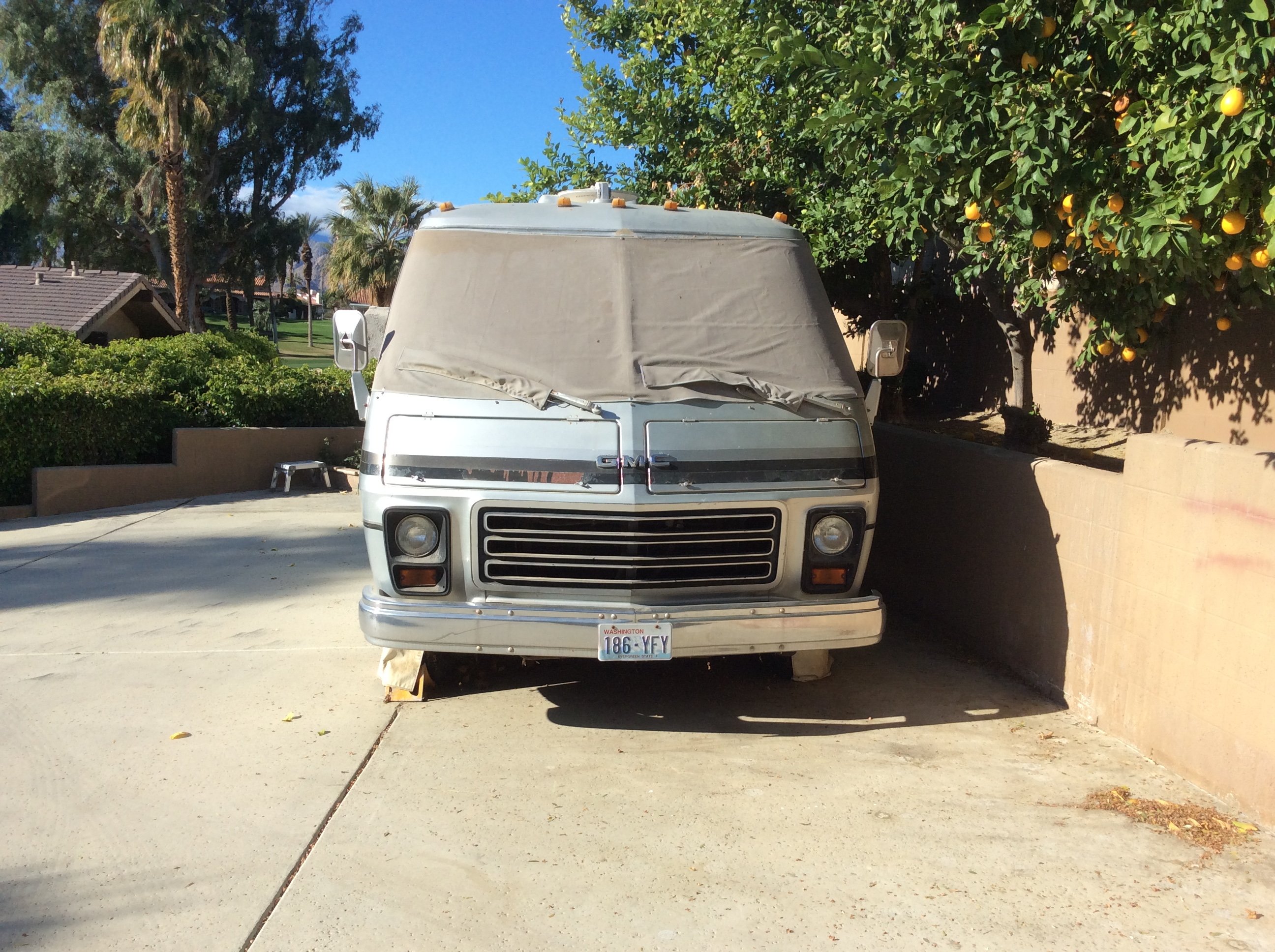 1978 GMC Palm Beach 26FT Motorhome For Sale in Indio ...
