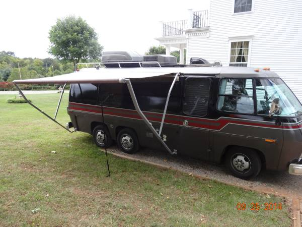 Craigslist Houston Tx Gmc Parts For Pinterest: 1978 GMC Royale Motorhome For Sale In Travelers Rest