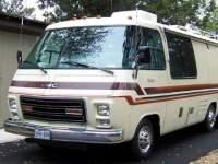 Classic GMC RV