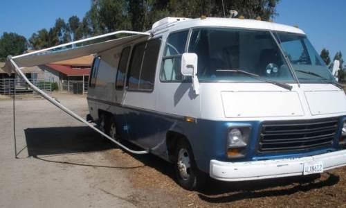 Slo Craigslist: 1973 GMC Motorhome For Sale By Owner In San Luis Obispo
