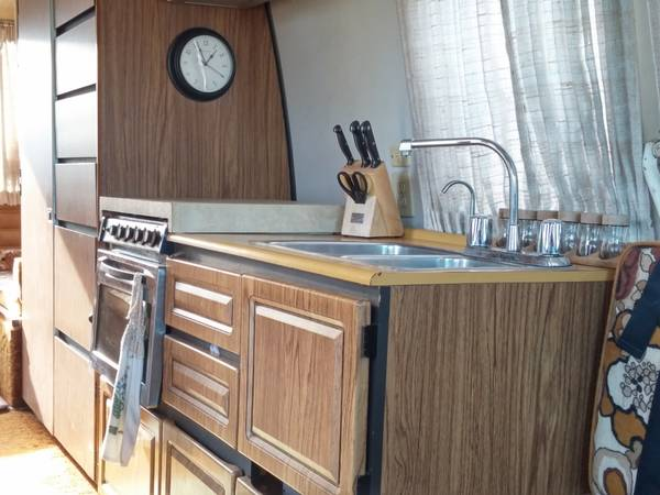 1974 26' GMC Motorhome 454 V8 For Sale in Plattsburgh, New ...