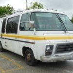 Used GMC Motorhome