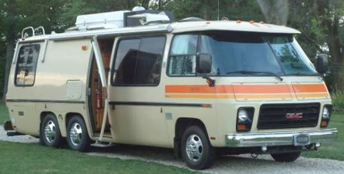 1973 GMC Painted Desert 26FT Motorhome For Sale in Muncie ...