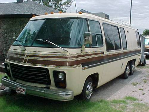 Craigslist Houston Tx Gmc Parts For Pinterest: 1973 GMC Classic Motorhome 26FT Canyonlands For Sale In