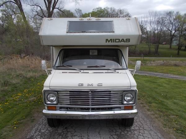 1976 GMC MIDAS RV 24FT Motorhome For Sale in Edwardsville