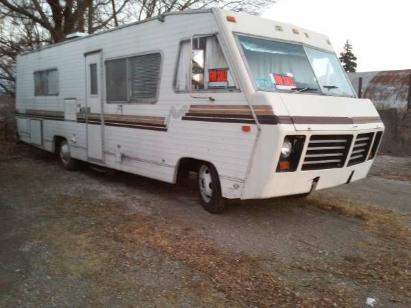 1977 Gmc Chevy Midas 30ft Motorhome For Sale In Southeast Iowa