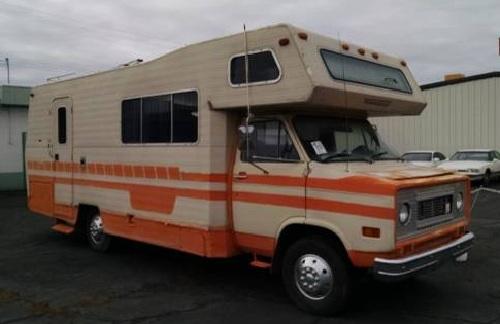 1977 GMC Winnebago 25FT Motorhome For Sale in Twin Falls ...