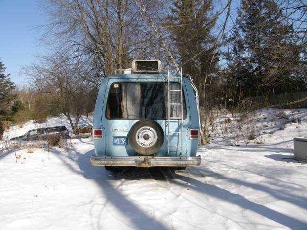 1973 GMC Glacier 26FT Motorhome For Sale in Brighton, Michigan