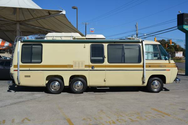 1976 gmc motorhome 26 ft for sale in cloquet minnesota 12 900. Black Bedroom Furniture Sets. Home Design Ideas