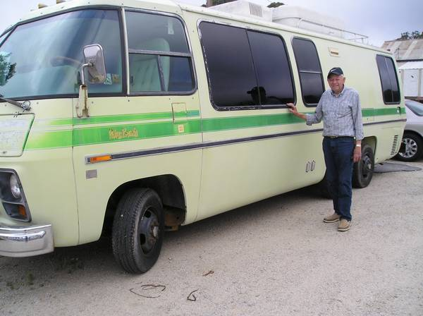 1976 GMC Palm Beach 26FT Motorhome For Sale in Pismo Beach ...
