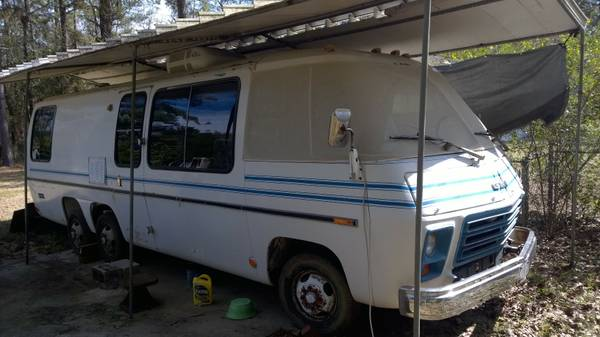 1976 GMC 26FT Motorhome For Sale in Tallahassee, Florida