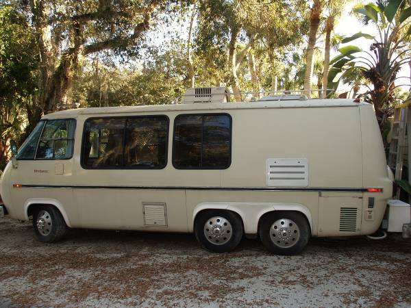 1977 GMC Birchaven 23FT Motorhome For Sale in Siesta Key